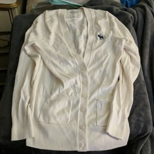 Long Abercrombie and Fitch sweater size large